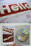 Helvetica Cake